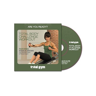 Total Body Challenge Workout DVD - Total Gym