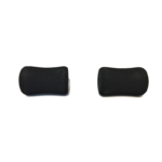 Replacement foam pads for Total Gym wing attachment heel pads