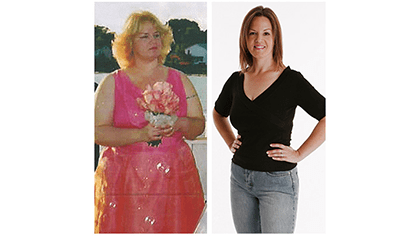 KRISTIN LOST 92 LBS with Total Gym